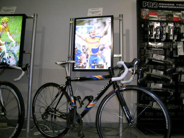 オスカル・フレイレ 使用バイク - 三沢自転車商会
