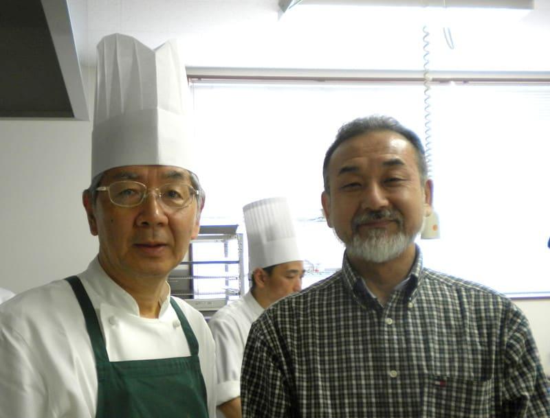 シェフ 洋菓子 横溝 橫溝春雄(2014年2月3日放送)