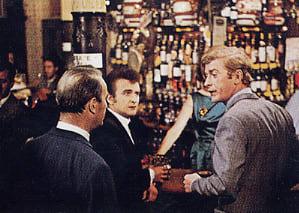 「アルフィー」(1966年) 007シリーズでお馴染みのイギリス人監督、 ルイス・ギルバート作品。 全編ソニー・ロリンズのアルト・サックス。