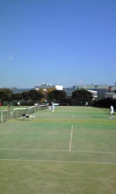 テニス大会♪
