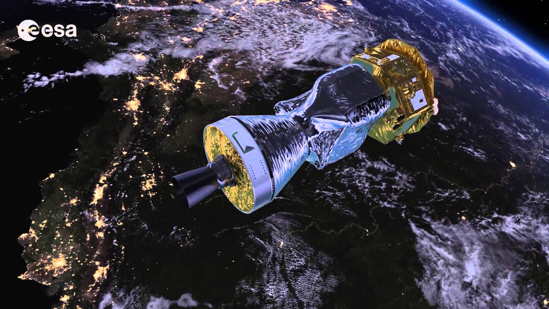 LISA Pathfinder - 猫と惑星系