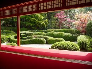 大池寺庭園