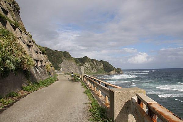 散歩写真 国道128号旧道・おせん...