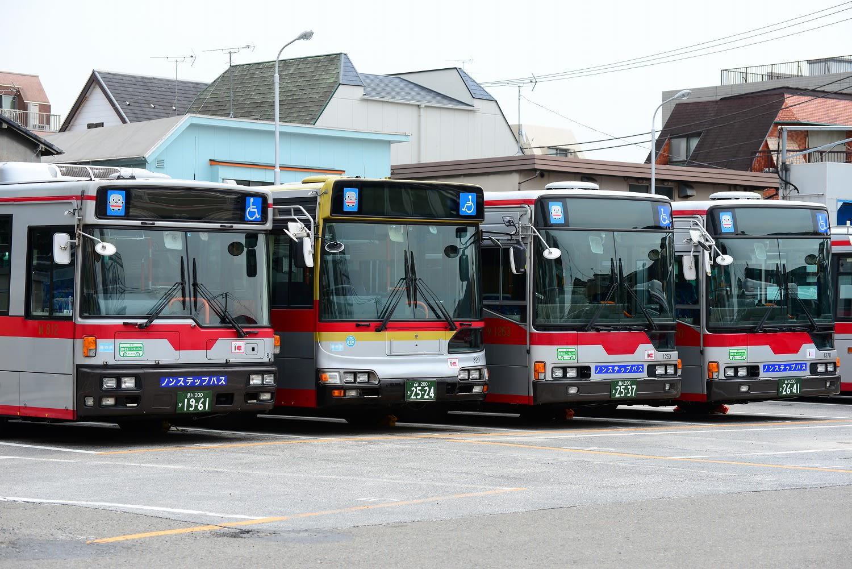 東急バスの旅 - Model of Tokyo ...