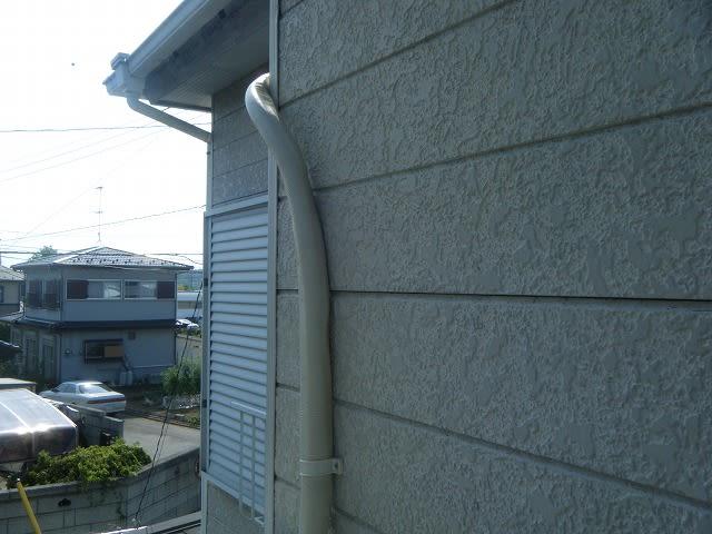 エアコン配管工事