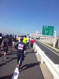 ちばアクアラインマラソン