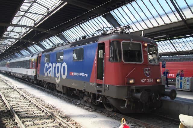 スイス国鉄Re620形電気機関車