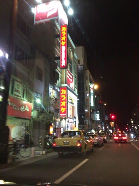 徳島夜街(紺屋町、秋田町) 1月...