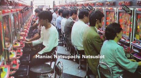 1991年のパチンコ店内の様子 - ...
