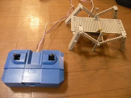 「ロボット工作」のブログ記事一覧-ぼくの庭