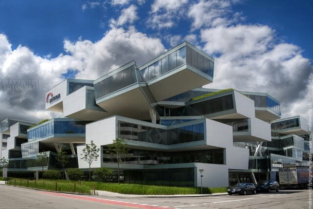 2 - Architektur basel ...