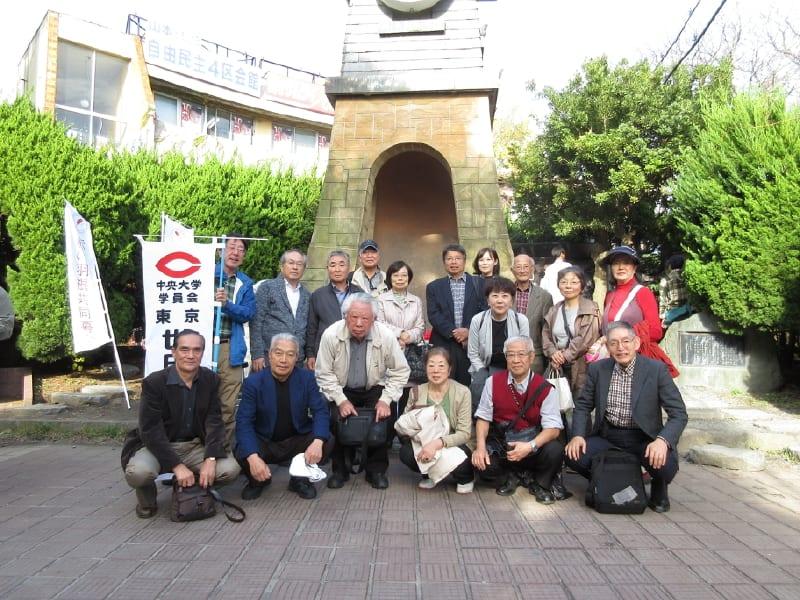 名所巡り・歩く会」で鎌倉へ。 -...