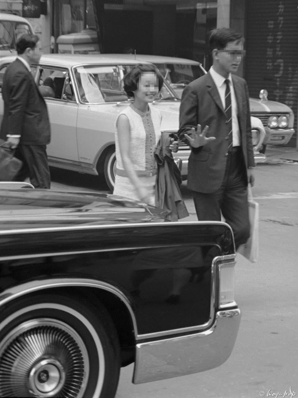 Lincoln Continental 1968 -02 1968年型リンカーン コンチネンタル ...