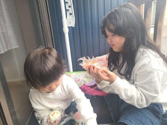 女の子二人です | 高知市で月々三万円で新築一戸建てを建てるならサンブランドハウス