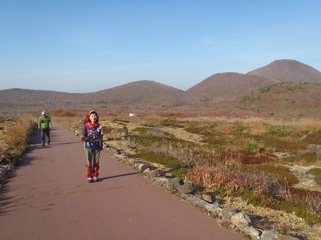 海向山(570m)~恵山(618m) - エバ夫婦の山紀行ログ