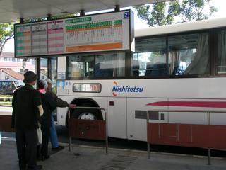 西鉄 バス 遅れ