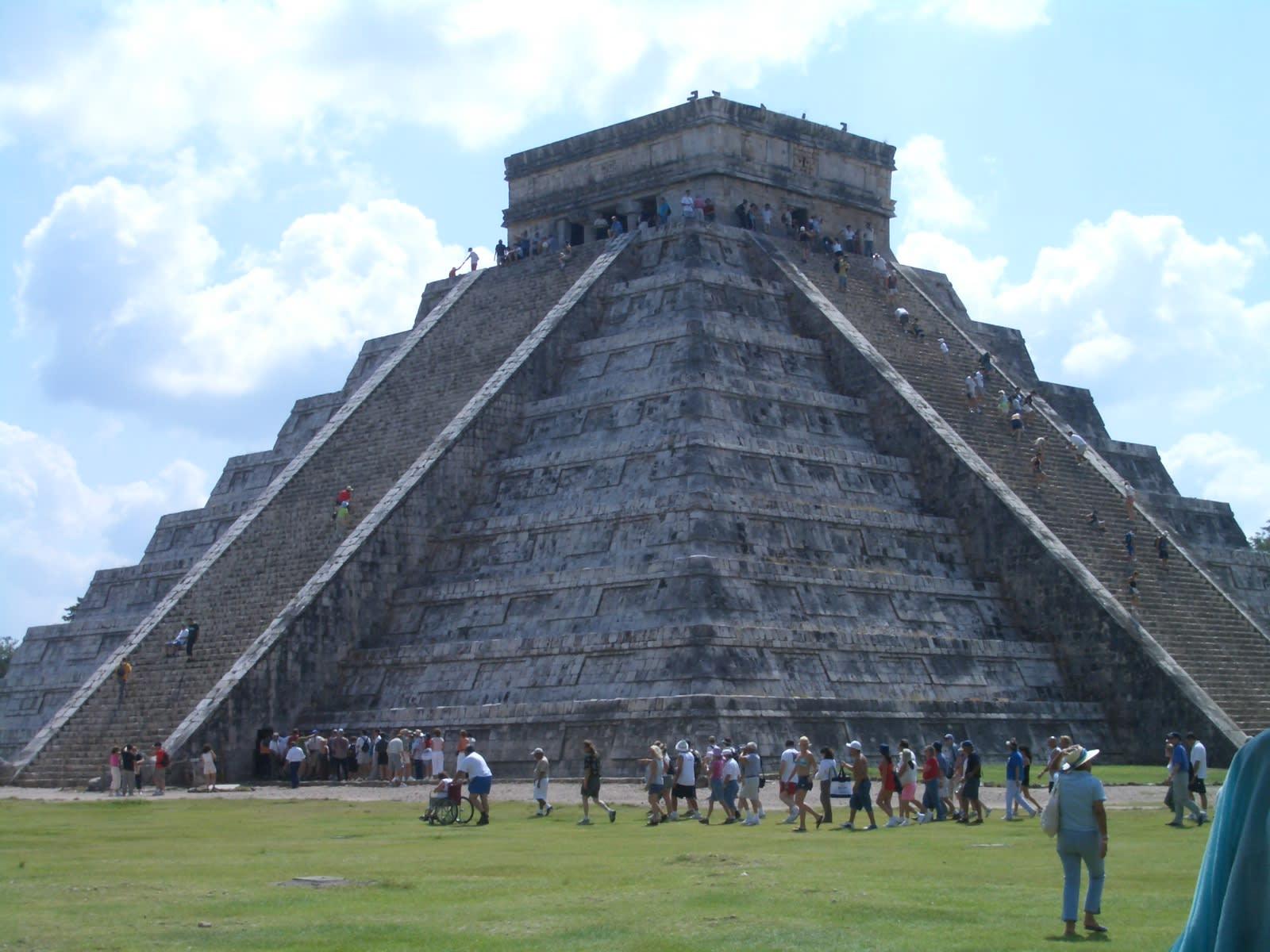 滅亡 マヤ 文明