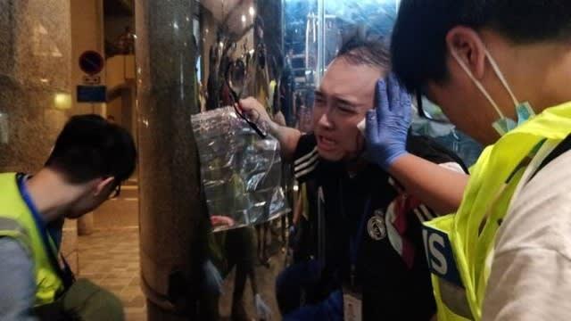 香港,民主派,市民デモ