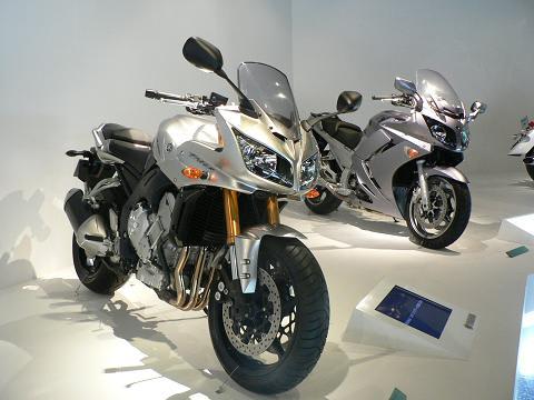 いろいろなオートバイ