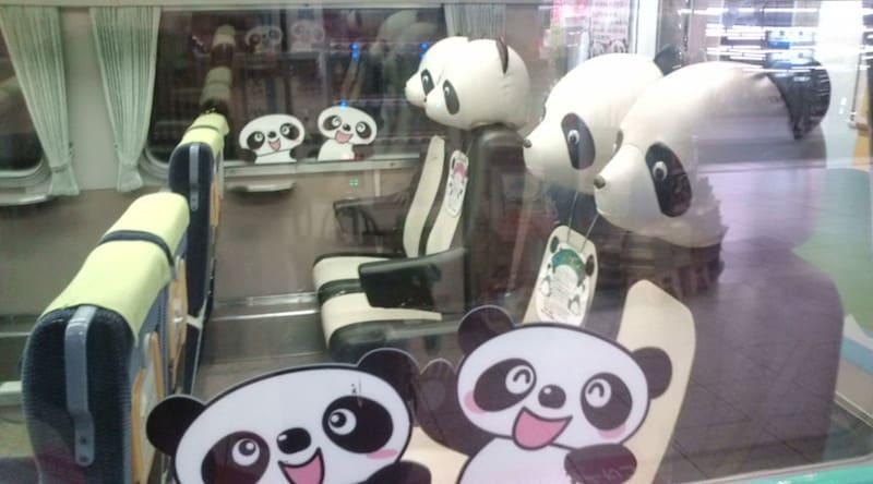 続パンダ襲来!