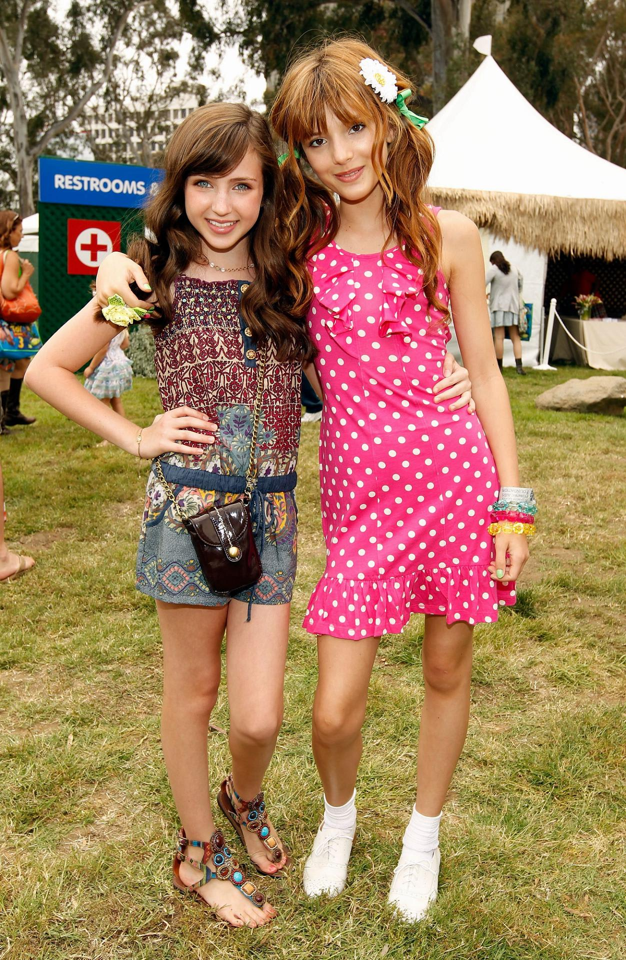 Bella Thorne - A Time For Heroes 13 Jun 2010 2 - Favorite Celebrity Pictures-5203