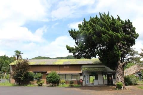 JR西日本 四郎ケ原駅 - 一日一駅