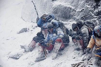 ヒマラヤ 地上8,000メートルの絆...