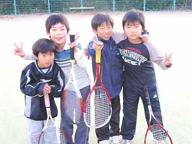 美浦ジュニアソフトテニススポーツ少年団