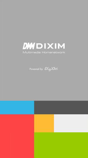 プリインストールのDiXiM Player