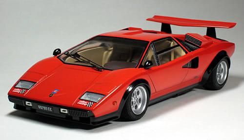 Lamborghini Countach Lp500s うちらのひとりごと。