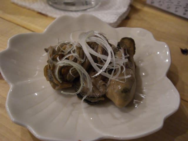 牡蠣の佃煮