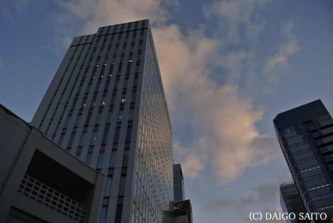 ビルの風景Ⅱ