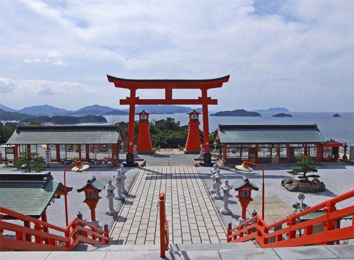 福徳稲荷神社(山口県下関市豊浦町)、他に参拝 - 九州神社 ...