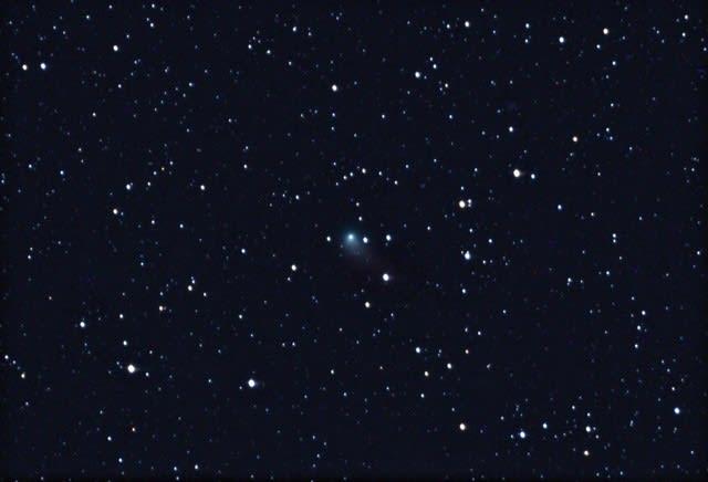 ステファン・オテルマ彗星