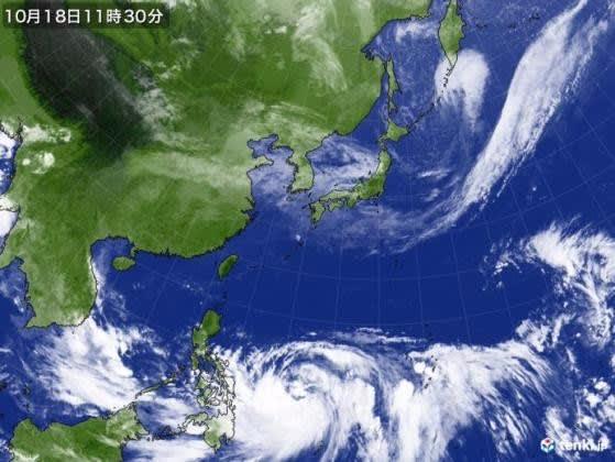 気象衛星ひまわりの画像見てたら・・・ - 質オザサ店主ブログ