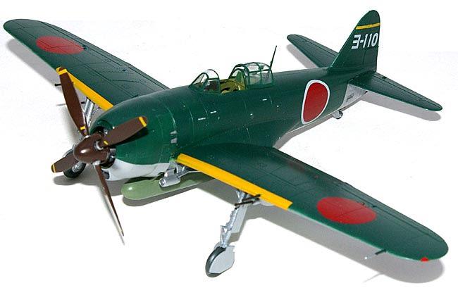 紫電 11型甲 横須賀海軍航空隊 所属機 「ヨ-110」 1944年 ~ 暁の本土防空隊 (新横浜航空隊) - 旧エムズミーティング