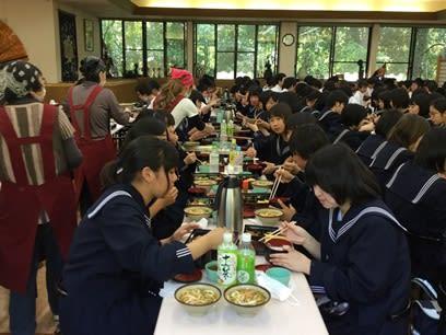 修学旅行⑤ - こんにちは!浜松市立曳馬中学校のブログです♪