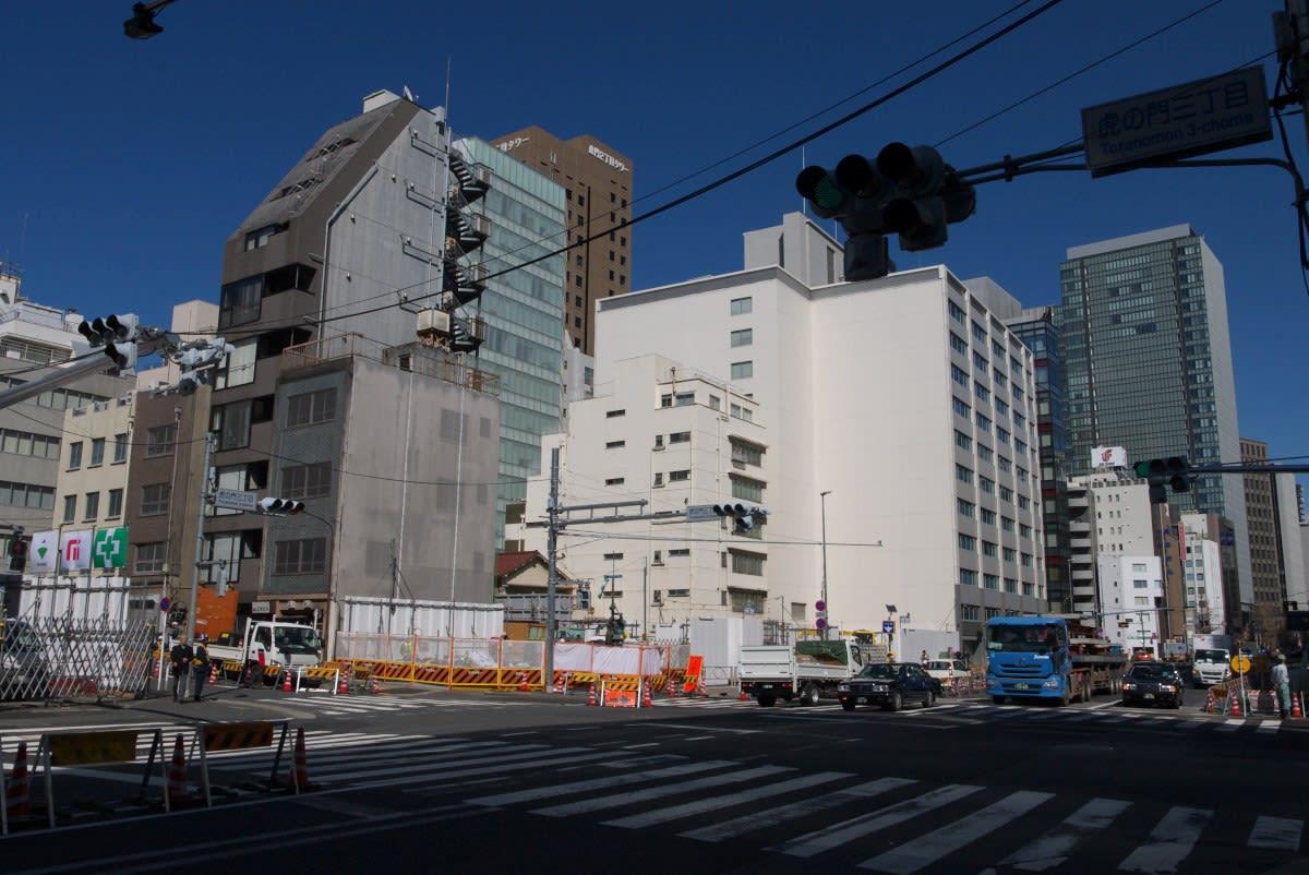 虎ノ門 ヒルズ ステーション タワー
