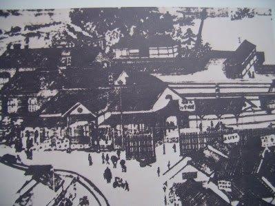 初代博多駅(1889年) - 筑紫の国から『花つくし日記』