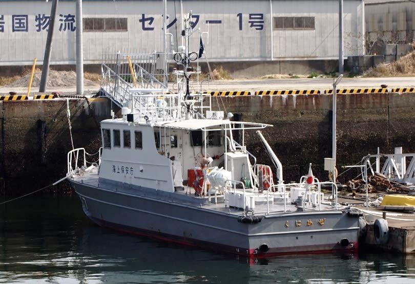 CL-67 巡視艇くにかぜ/20メート...