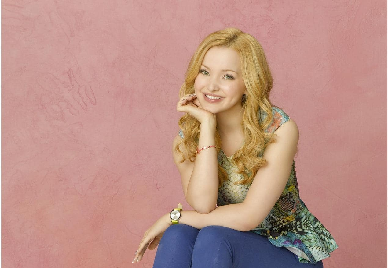 Dove Cameron , Liv and Maddie promo shoot and stills