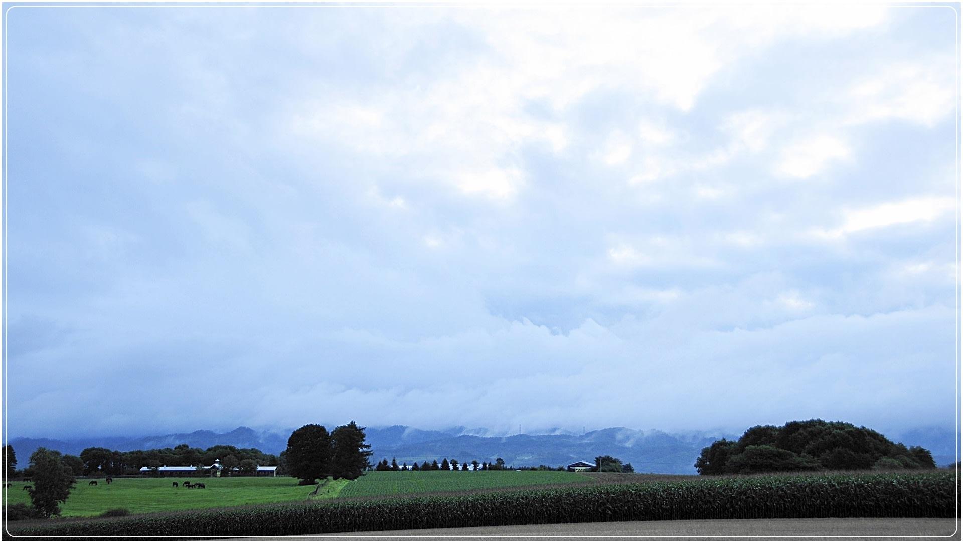 しげの北海道悠々散歩・・・。