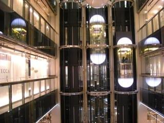 ソラリアプラザのエレベーター(福岡・天神) - さぶりんブログ