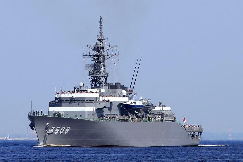 2014年 海上自衛隊 練習艦隊 本...