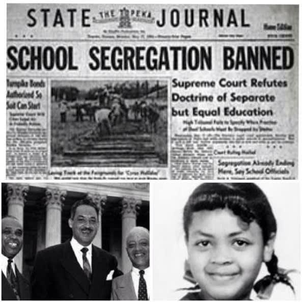 Schools Education3 18 19south Haven: 米国最高裁判所は、公的な教育施設で人種差別は違憲と判決。
