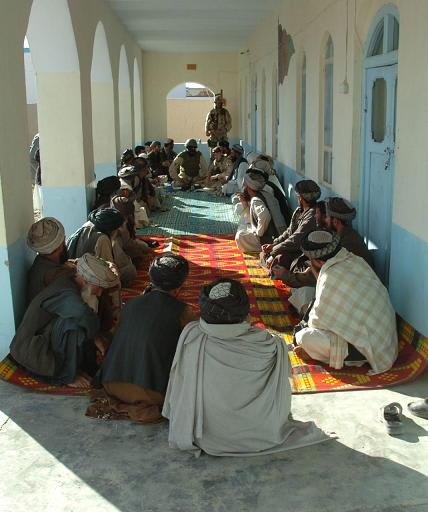 ドイツ アフガンでのISAF 「地方...