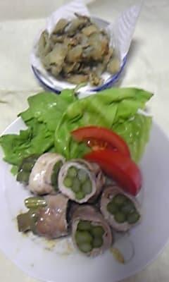アスパラ料理 アラカルト