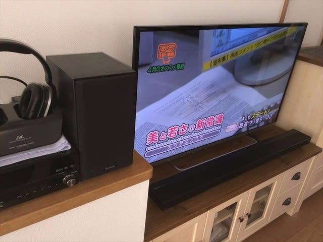 Panasonicテレビスピーカー
