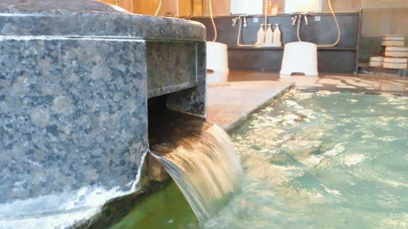 湯之谷の温泉