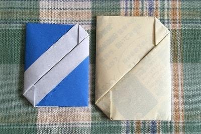 クリスマス 折り紙 折り紙 手紙 : blog.goo.ne.jp